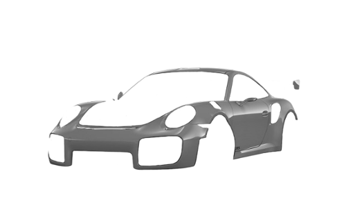 Цвета кузова 911 GT2 RS